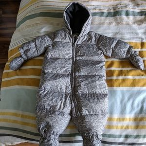 Gap one piece snow suit